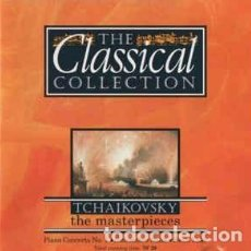 CDs de Música: TCHAIKOVSKY* - THE MASTERPIECES (CD, COMP) LABEL:THE CLASSICAL COLLECTION (2) CAT#: CC C 001 . Lote 147914102