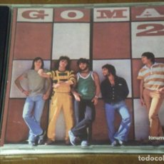 CDs de Música: CD* - GOMA 2-GOMA 2- FONOMUSIC ‎– CD-7088-1999-ROCK PROGRESIVO-GALIZIA-. Lote 147923126