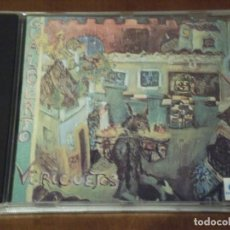 CDs de Música: CD*-GUALBERTO ‎– VERICUETOS- FONOMUSIC ‎– CD-1388-1997-RARISIMA EDICION. Lote 147924454