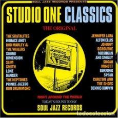 CDs de Música: STUDIO ONE CLASSICS (UK, 2004). Lote 147929882