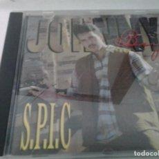 CDs de Música: JOHNNY BOY ?– S.P.I.C . CD BASS MUSIC LATIN. Lote 147937730