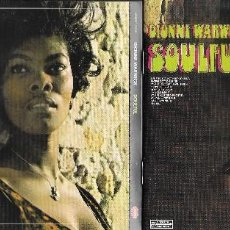CDs de Música: DIONNE WARWICK - SOULFUL / FROM WITHIN. Lote 147947186