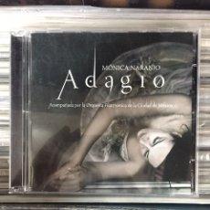 CDs de Música: ADAGIO. MONICA NARANJO. Lote 147971410