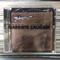 CDs de Música: GABINETÍSSIMO. GABINETE CALIGARI. (CD PRECINTADO). Lote 147972080