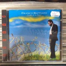 CDs de Música: CAFFÉ DE LA PAIX. FRANCO BATTIATO. (CD PRECINTADO). Lote 147972401