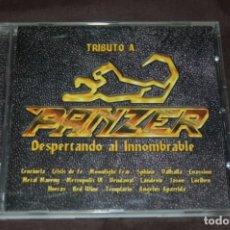 CDs de Música: TRIBUTO A PANZER - DESPERTANDO AL INNOMBRABLE. Lote 147987638