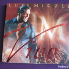CDs de Música: LUIS MIGUEL CD WEA 2000 - VIVO - PRECINTADO. Lote 147999566