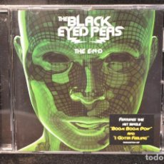 CDs de Música: THE BLACK EYED PEAS - THE END - CD. Lote 148002978