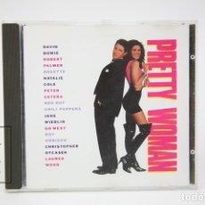 CDs de Música: CD DE MÚSICA - PRETTY WOMAN / BANDA SONORA ORIGINAL - EMI - AÑO 1990. Lote 148033353