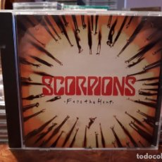 CDs de Música: SCORPIONS - FACE THE HEAT - 1993. Lote 148037314