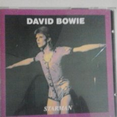 CDs de Música: DAVID BOWIE .STARMAN .UNICO. Lote 148070858