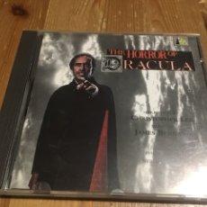 CDs de Música: THE HORROR OF DRACULA - CD BSO. Lote 148071813