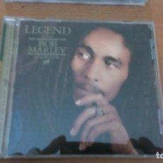 CDs de Música: BOB MARLEY LEGEND THE BEST CD THE DEFINITIVE REMASTERS. Lote 148078910