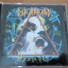 CDs de Música: DEF LEPPARD HYSTERIA CD. Lote 148075694