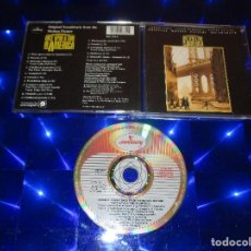 CDs de Música: ONE UPON A TIME IN AMERICA - CD - 822 334-2 - MERCURY - ORIGINAL SOUNDTRACK FROM THE MOTION PICTURE. Lote 148079842