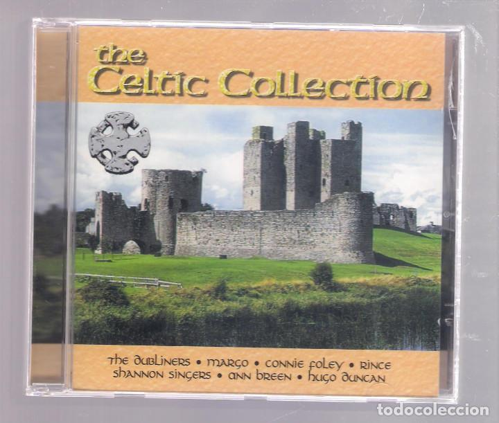 VARIOS - THE CELTIC COLLECTION (CD 1998, MASTER TONE 0401) (Música - CD's World Music)
