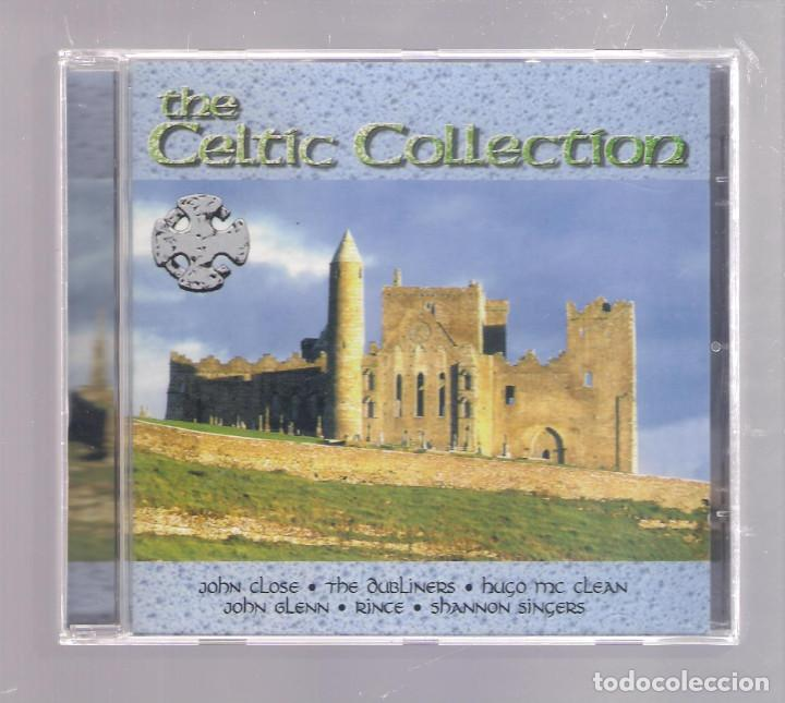 VARIOS - THE CELTIC COLLECTION (CD 1998, MASTER TONE 0400) (Música - CD's World Music)