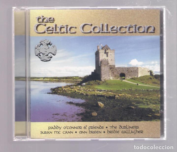 VARIOS - THE CELTIC COLLECTION (CD 1998, MASTER TONE 0399) (Música - CD's World Music)