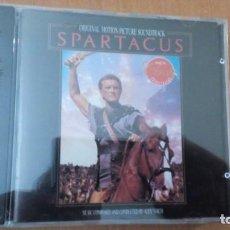 CDs de Música: SPARTACUS CD BANDA SONORA ¡¡PRECINTADO¡¡. Lote 148084682