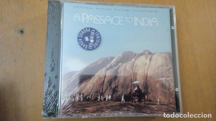 A PASSAGE TO INDIA CD BANDA SONORA ¡¡PRECINTADO¡¡ (Música - CD's Bandas Sonoras)