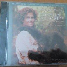 CDs de Música: GORILLAS IN THE MIST CD BANDA SONORA ¡¡PRECINTADO¡¡. Lote 148084946
