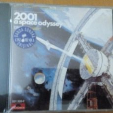 CDs de Música: 2001 A SPACE ODYSSEY CD BANDA SONORA ¡¡PRECINTADO¡¡. Lote 148085066