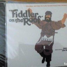 CDs de Música: FIDDLER ON THE ROOF CD BANDA SONORA ¡¡PRECINTADO¡¡. Lote 148085358