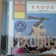 CDs de Música: EXODO CD BANDA SONORA ¡¡PRECINTADO¡¡. Lote 148085538