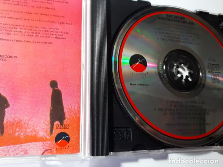 CDs de Música: The Doors - Waiting for the sun - Foto 3 - 148086762