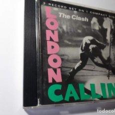 CDs de Música: THE CLASH - LONDON CALLING. Lote 148087258