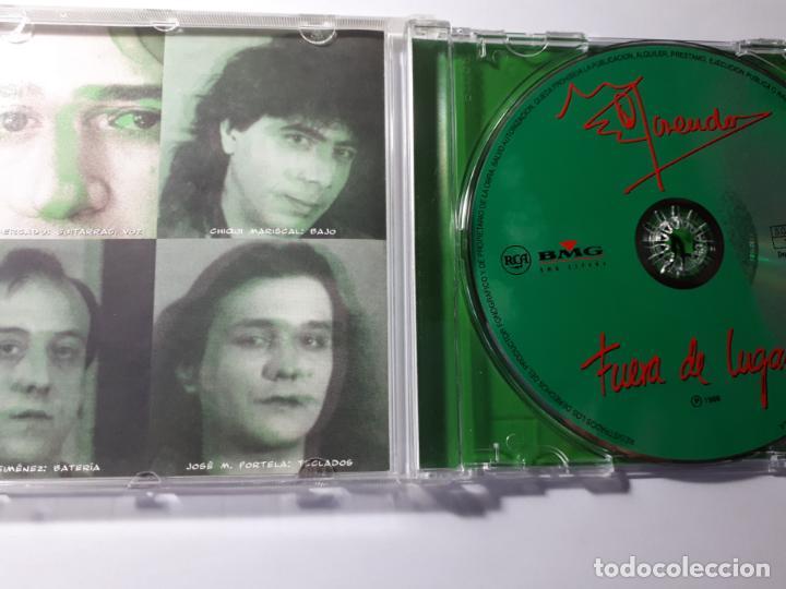 CDs de Música: Rosendo - Fuera de lugar - RCA - 1999 - Foto 2 - 148087646