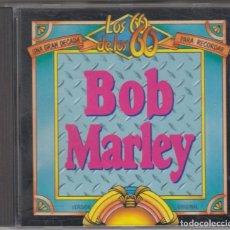 CDs de Música: BOB MARLEY CD LOS 60 DE LOS 60 UN GRAN DÉCADA PARA RECORDAR 1993. Lote 148099726
