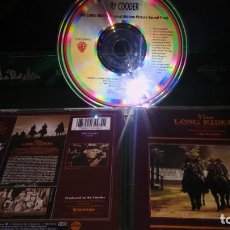 CDs de Música: RY COODER - THE LONG RIDERS (BSO). Lote 148138158