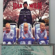 CDs de Música: IDLE WILDS - DUMB, GIFTED AND BEAUTIFUL (POWER POP) (CD, ARDENT RECORDS 2000). Lote 148145314