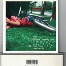 CDs de Música: IVY - REALISTIC ( POP ROCK, INDIE ROCK) (CD, SEED RECORDS 1994). Lote 148145478
