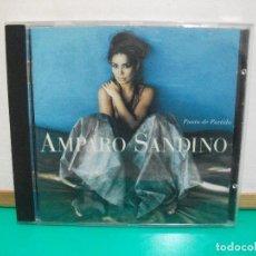 CDs de Música: AMPARO SANDINO - PUNTO DE PARTIDA CD ALBUM NUEVO¡¡. Lote 148165646