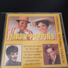 CDs de Música: BANDA SONORA MARY POPPINS. ORIGINAL SOUNDTRACK. Lote 148168454