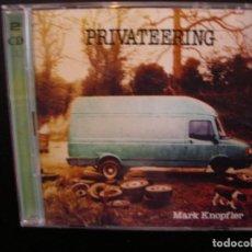 CDs de Música: MARK KNOPFLER- PRIVATEERING. 2 CD.. Lote 148182018