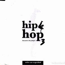 CDs de Música: HIP HOP 3 SOLO EN ESPAÑOL - BREACK + ARI + SFDK + V.I.C. CD SINGLE 5 TEMAS 2004. Lote 148187434