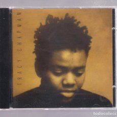 CDs de Música: TRACY CHAPMAN - TRACY CHAPMAN (CD 1988, ELEKTRA 960 774-2). Lote 148203130