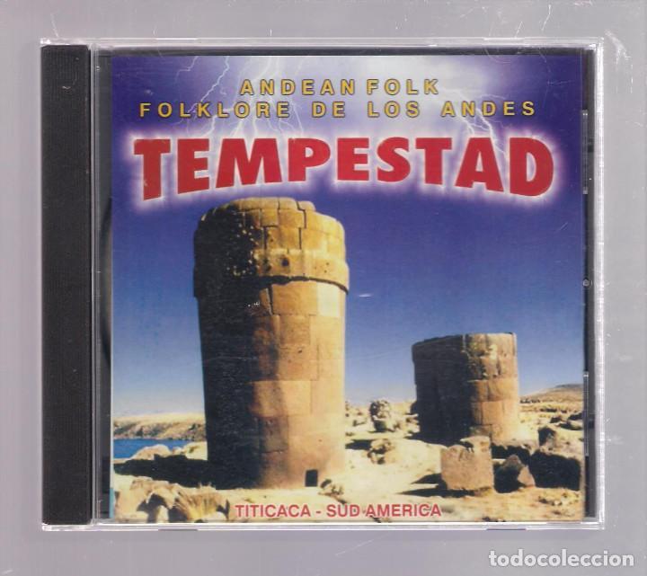 TEMPESTAD - ANDEAN FOLK / FOLKLORE DE LOS ANDES, TITICACA - SUD AMERICA (CD EFECTO RECORD) (Musik - CD's - Weltmusik)