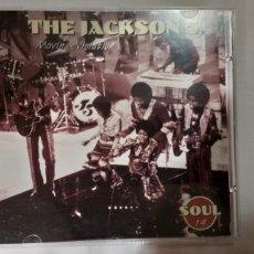 CDs de Música: THE JACKSON 5 MOVING VIOLATION CD COMO NUEVO MICHAEL JACKSON + 5 ENVIO N.C.. Lote 148232544