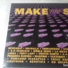 CDs de Música: MAKETIPOS (MAQUETA DE DIVERSOS GRUPOS PATROCINADO POR TIPO) CD AÑO 2001. Lote 148236878