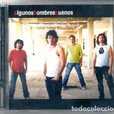 CDs de Música: ALGUNOS HOMBRES BUENOS - EMI, 2007   ÚNICO ÁLBUM DEL GRUPO DÍAS EXTRAÑOS CON ESTE NOMBRE. Lote 148248662