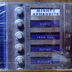 CDs de Música: BSO - MIGHTY APHRODITE, PODEROSA AFRODITA - VVAA - 1995 - PRECINTADO - WOODY ALLEN. Lote 148303114