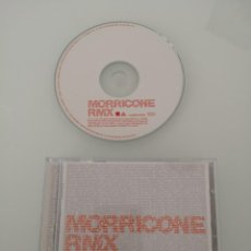 CDs de Música: MORRICONE CD REMIXES APOLLO 440 TERRANOVA ROCKERS HIFI. Lote 148313154