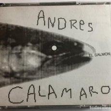 CDs de Música: ANDRÉS CALAMARO SALMÓN. Lote 148324522
