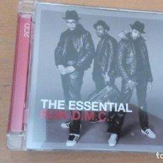 CDs de Música: RUN D.M.C. THE ESSENTIAL 2XCDS. Lote 148356190