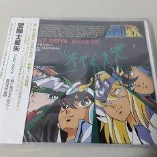 CDs de Música: CD NUEVO Y ORIGINAL DE CABALLEROS DEL ZODIACO PROVIENEN DE JAPON. EN SU ENVOLTORIO.. Lote 148373508