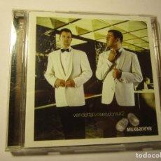 CDs de Música: DOBLE CD MILK & SUGAR VENDETTA LIVE SESSIONS. Lote 148384486